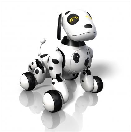 Zoomer 2.0. Interaktiver Roboter-Hund