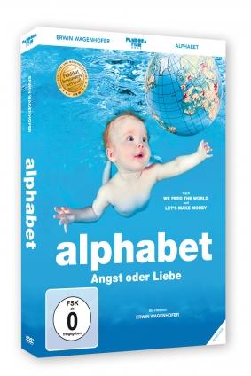 Alphabet - Angst oder Liebe? Video-DVD