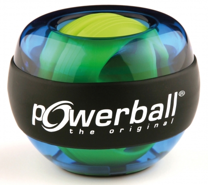 PowerBall blau