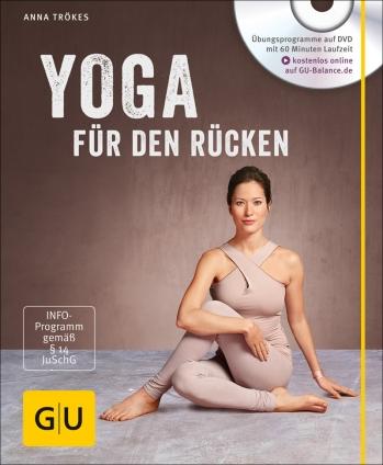 Yoga für den Rücken - mit DVD
