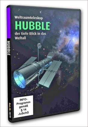 Dr. Josef Gaßner: Weltraumteleskop HUBBLE. DVD
