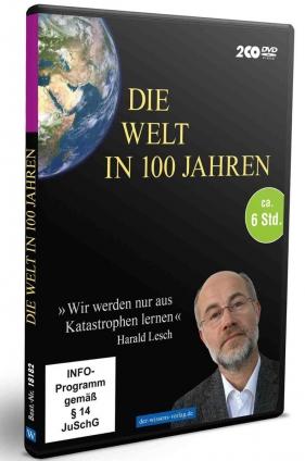 Prof. Harald Lesch: Die Welt in 100 Jahren