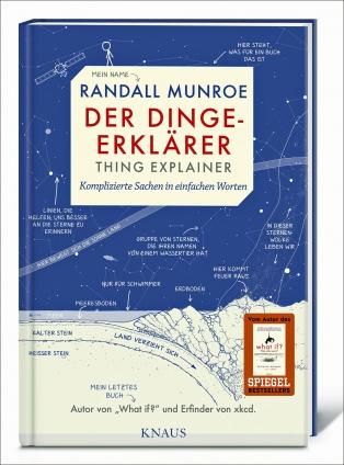 Randall Munroe: Der Dinge-Erklärer