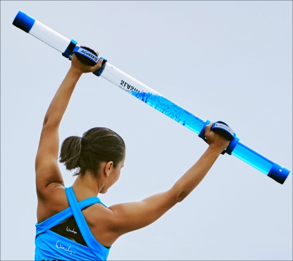 SLASHPIPE® Fit Blau 150cm.