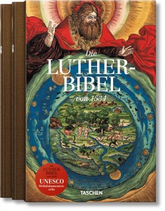 Die Luther-Bibel. Nachdruck von 1534