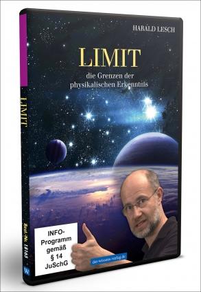 Prof. Harald Lesch: Limit. Video-DVD.