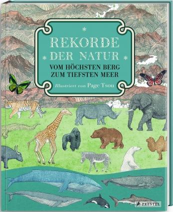 Rekorde der Natur: Vom höchsten Berg zum tiefsten Meer