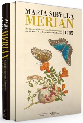 Merian: Metamorphosis insectorum Surinamensium