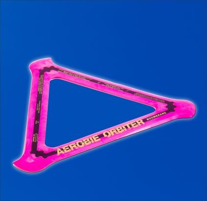 Bumerang Aerobie Orbiter. 2er Set.