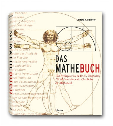 Dr. Clifford Pickover: Das Mathebuch.