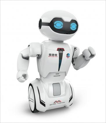 Wheel-O-Bot. Technik spielend verstehen.