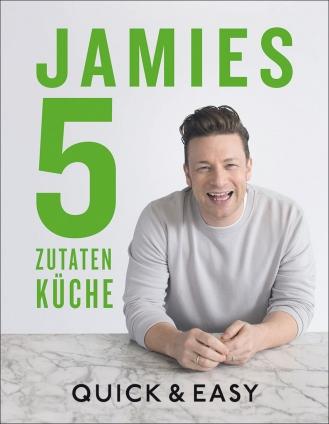 Jamies 5-Zutaten-Küche.