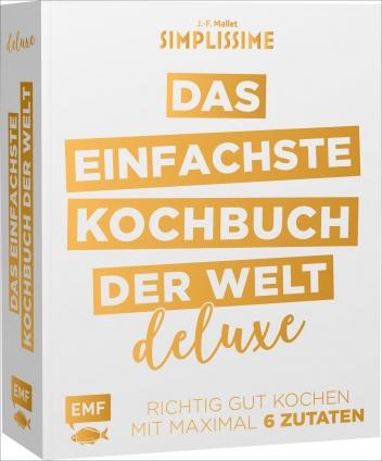 Simplissime - Das einfachste Kochbuch der Welt – Deluxe.