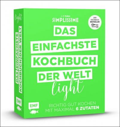 Simplissime - Das einfachste Kochbuch der Welt Light.