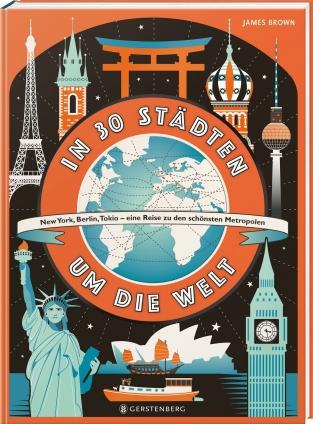 In 30 Städten um die Welt.