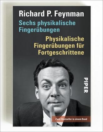 Prof. Richard P. Feynman: Physikalische Fingerübungen im Doppelpack!