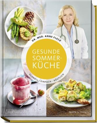 Gesunde Sommerküche.
