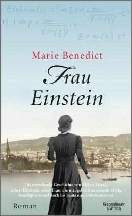 Frau Einstein.