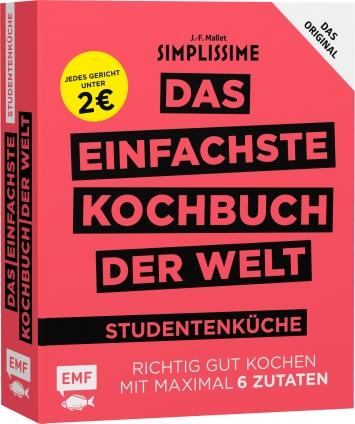 Simplissime – Das einfachste Kochbuch der Welt: Studentenküche