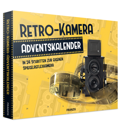 Retro-Kamera Adventskalender 2018