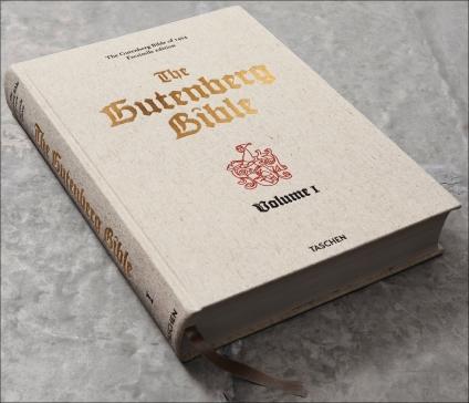 Die Gutenberg-Bibel von 1454