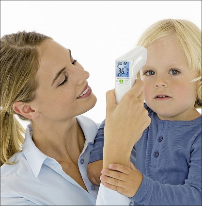 Beurer FT 100. Kontaktloses Fieberthermometer