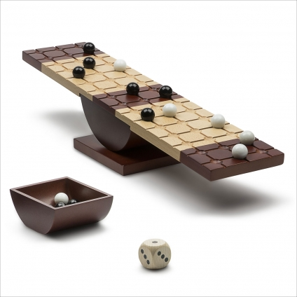 Rock Me Archimedes. Strategie-Spiel.