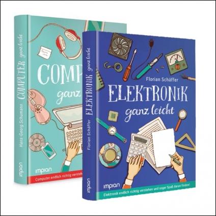 Computer und Elektronik  - ganz leicht!