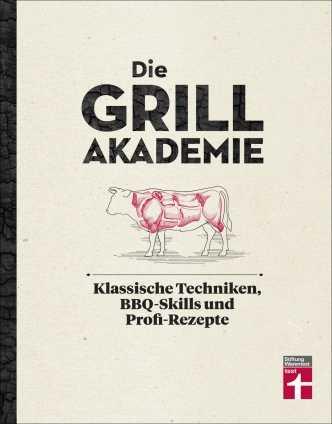 Die Grillakademie. Stiftung Warentest.