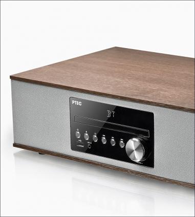 PTEC Titlis Design Soundsystem.