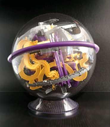 3D-Kugellabyrinth extrem
