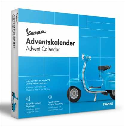 Vespa Adventskalender