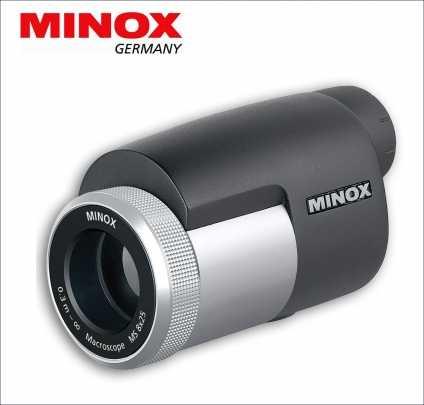 MINOX MS 8x25 Macroscope.