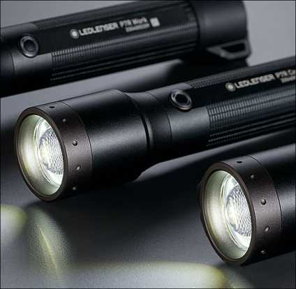 LED Lenser P7R core Version 2020.