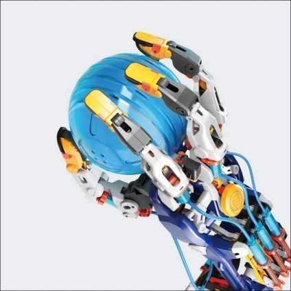 Bionik Roboter-Hand Bausatz.
