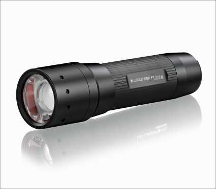 LED Lenser P7 core. Version 2020.