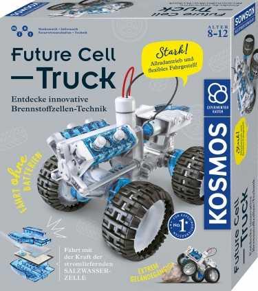 Future Cell-Truck. KOSMOS Experimentierkasten.