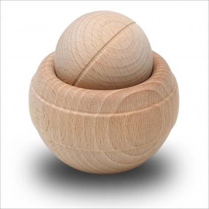 BodyRoller timber. Massageroller.