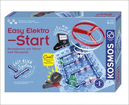 Easy Elektro Start. KOSMOS Experimentierkasten