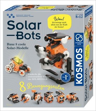 Solar Bots. KOSMOS Experimentierkasten.