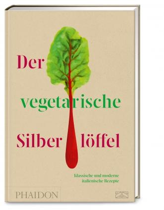Der vegetarische Silberlöffel.