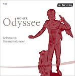 Homer. Odyssee. 7 Audio-CDs in Box.