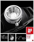 Stirn-Lampe LED Lenser H7.2
