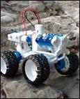 Salzwasser Allrad-Gelände-Auto Bausatz