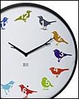 Design Vogeluhr ultraflat
