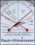 LUFFT Raum-Klimamesser. Marke des Jahrhunderts!
