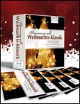 Stimmungsvolle Weihnachts-Klassik. 10-CD-Geschenk-Box.