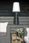 Gacoli No.5 Roots Monroe. Design-Solar-Stehlampe