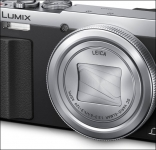 Panasonic Lumix TZ71. Reise-Zoom Digitalkamera.