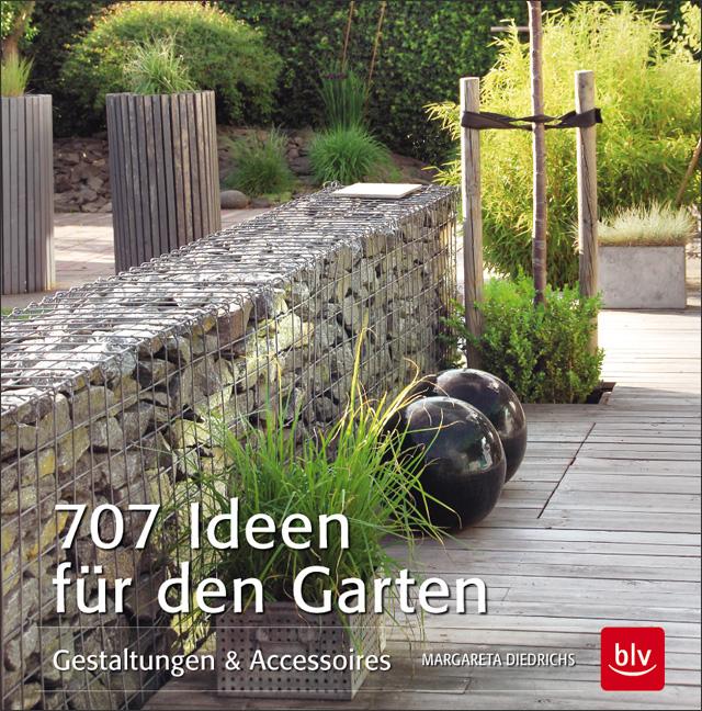 bild der wissenschaft Shop | 707 Ideen für den Garten ...